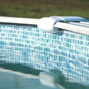Liner gresite piscinas ovaladas gre altura 132 cm espesor for Liner piscina gre